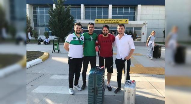 Olcay Şahan Denizlispor'da!