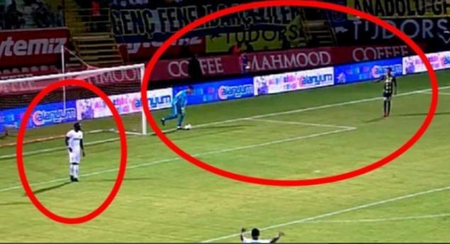 Fenerbahçe maçında kural hataları ve yorumlar!