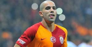 Galatasaray'da Feghouli, Denizlispor maçının kadrosuna alınmadı!