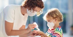 Çocuklarınıza Korona Virüsünü...