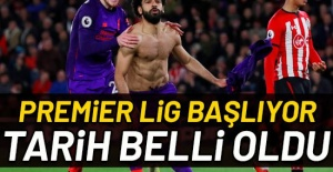 Premier Lig Açılış...
